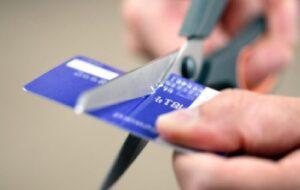 Carta de cancelación de tarjeta de crédito