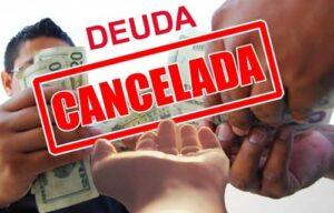 carta de liquidacion de deuda