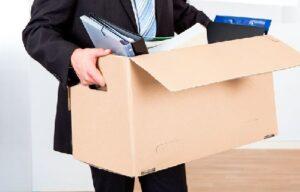 Carta de despido por abandono de trabajo