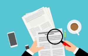 Carta de aviso de inicio de auditoría